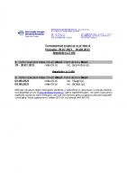 E. 29.07.2021 -04.08.2021- PL Alesd – anuntate cu 2 zile